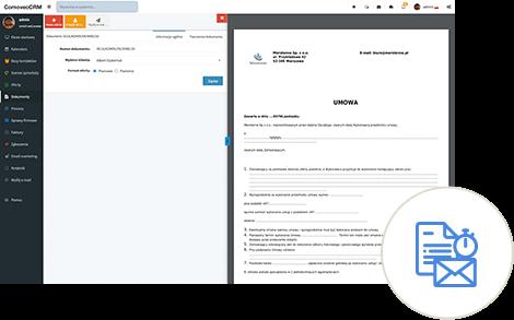 dokumenty, umowy dla firmy