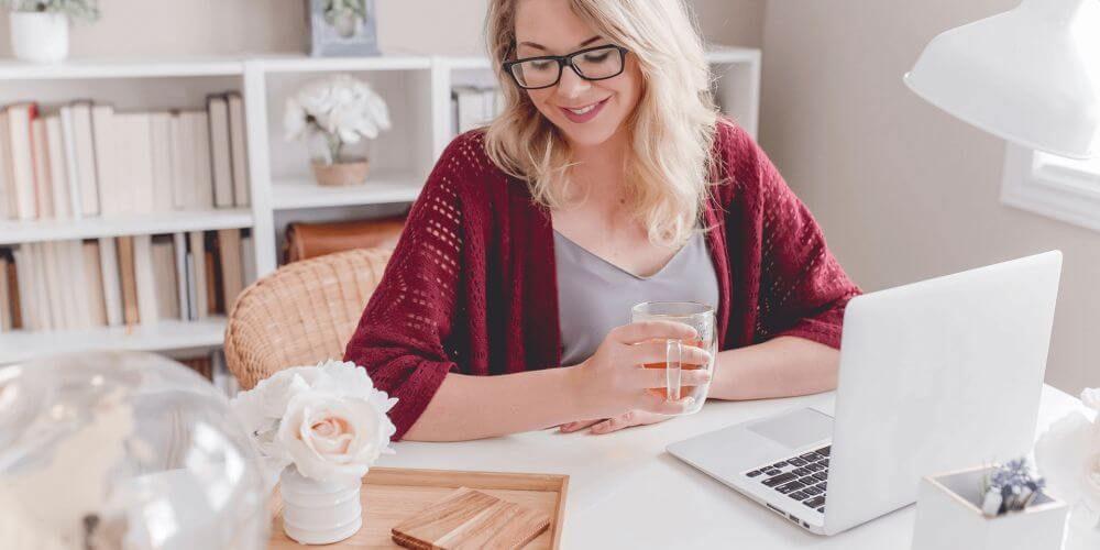 praca zdalna - jak efektywnie pracować z domu